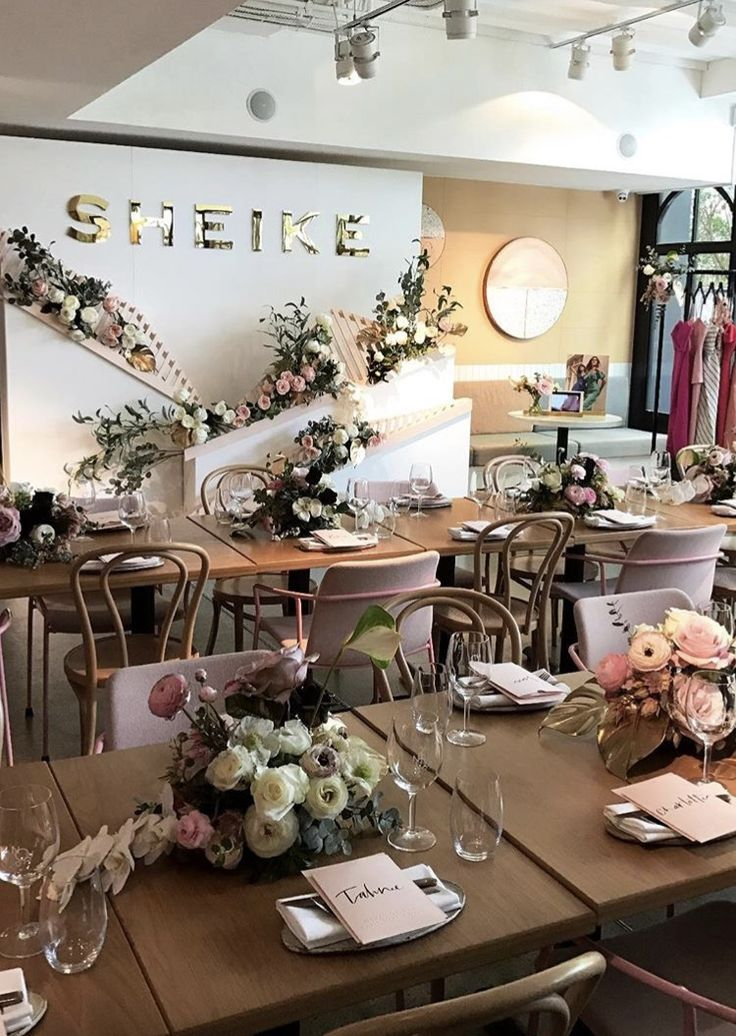 Sheike Racing at Nour Restaurant. Event Styling & Florals by George & Smee and place cards by the blackline by lauren   Photo Courtesy of Nikki Keijzer