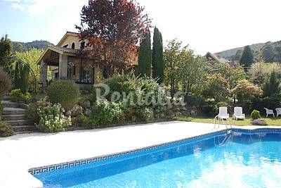 Casa de Lujo, a 5 km. de la Playa. Donas (santa Eulalia P.) (Gondomar - Pontevedra). Publicado en Rentalia ref.123293. Contacto directo con el propietario.
