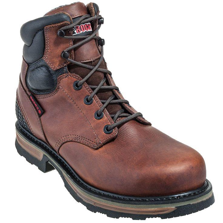25  best Steel toe work boots ideas on Pinterest | Cheap steel toe ...