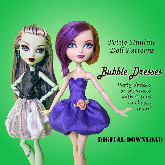 270 besten Sewing patterns Doll clothes Bilder auf Pinterest ...