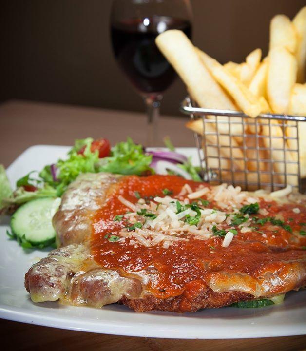 Chicken Parmigiana Tonight? #parmigiana #chickenparmigiana #chickenparm #chickenparmesan #chickenparma #chickenparmyoutastesogood #chickenparmesean #chickenparmi #chickenparmy #chickenparmagiana #chickenparmasean #chickenparmesian #chickenparmigiano #chickenparmo #chickenschnitzel #schnitzel #schnitzels #schnitzeljagd #schnitzelburg #schnitzelhaus #shnitzel #yumminess #yummyyummy #foodphotos #foodielife #yummy #foodporno #hungrygowhere #yummilicious #yummyformytummy http://ift.tt/2fkYvxn