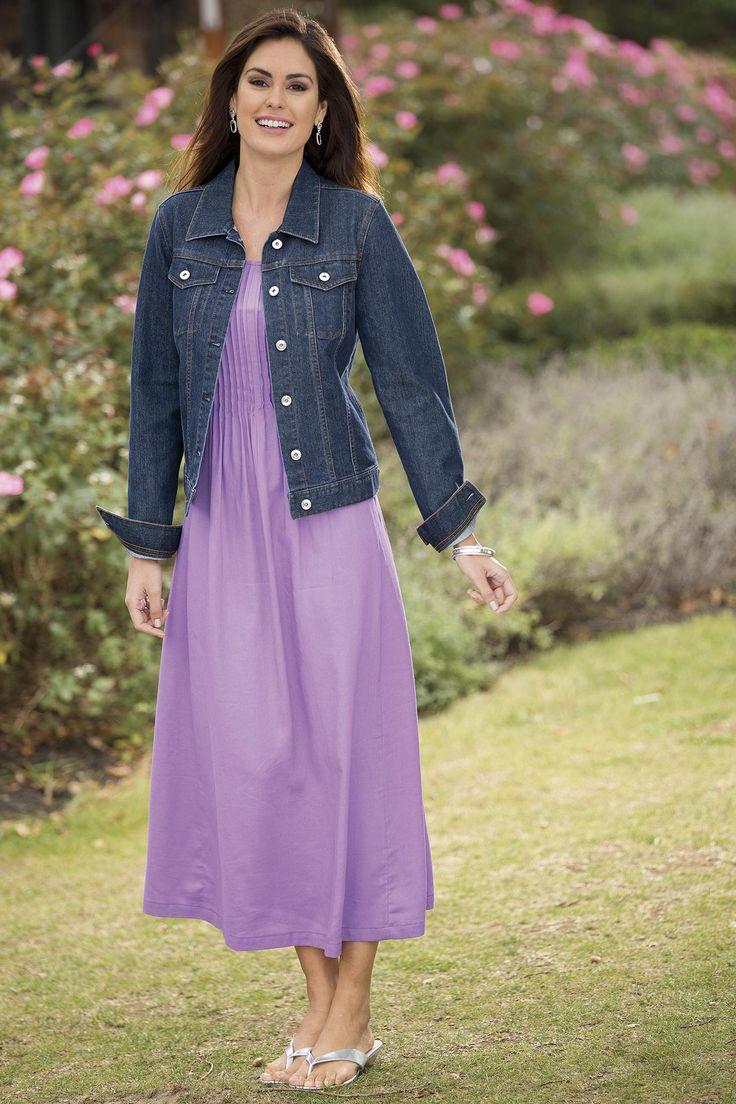 مدل لباس جین زنانه و دخترانه شیک