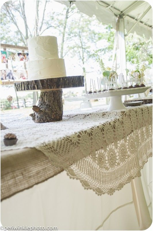 crochet doily table cloth