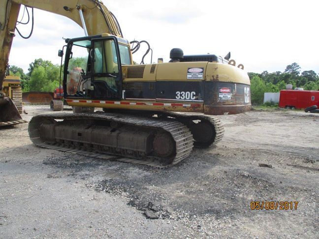 Used Cat 330CL | Caterpillar 330CL Excavators For Sale in USA