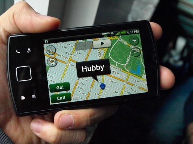 Track your spouses cell phone