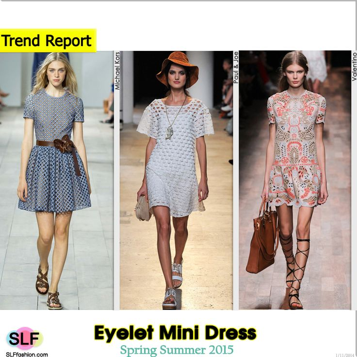 1000  images about Trend Report: Spring Summer Fashion Style on ...