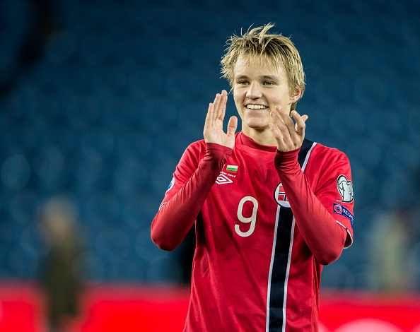 Martin Odegaard Real Madrid Transfer news