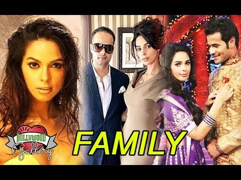 Mallika Sherawat Family With Parents, Husband and Brother Photos