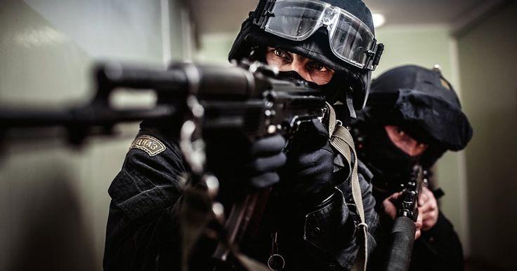 特殊部隊のトレーニングで全身を効率よく鍛えましょう
