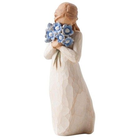 Photo of Willow Tree Forget-me-not Figurine