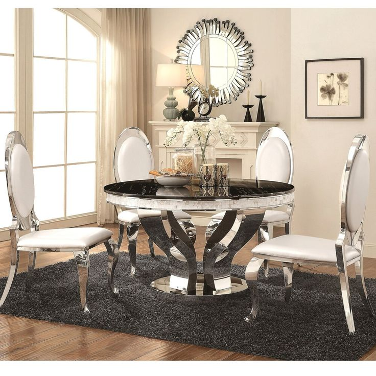 Overstock Com Online Shopping Bedding Furniture Electronics Jewelry Clothing More In 2021 Round Dining Table Sets Dining Table Round Dining Table