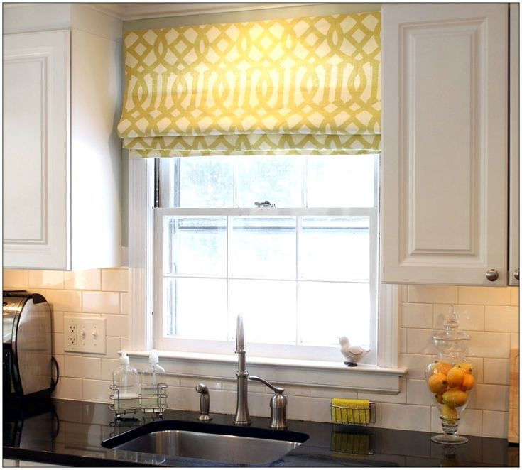 Kitchen Window Curtain Idea: Best 25+ Kitchen Window Valances Ideas On Pinterest
