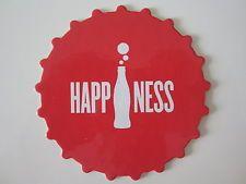 Ungarn Coca Cola Bierdeckel - Beermat from Hungary