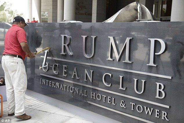 Trumps lawyers threatened judge in dispute over Panama hotel -  Marisol Carrera a justice of the peace in Panama City Panama accuses Trump Organization lawyers of abuse threats and intimidation  Trump's name has been stripped from hotel which it managed in the city leading to a bitter dispute with the owners  Carrera ruled against the Trump Organization in a minor part of the fight but says its lawyers threatened and abused her in the office even after she called cops  Trump's attorneys in…