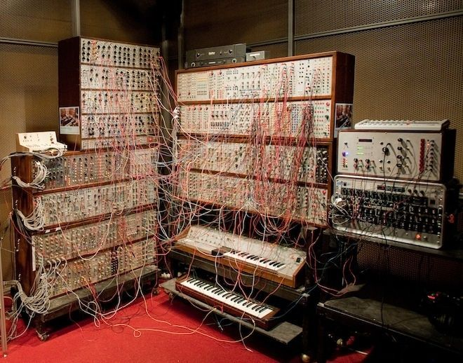 Possibly the biggest synthesizer EVER?? You can listen to it & control it from home here: http://synth.media.mit.edu/synthclient/