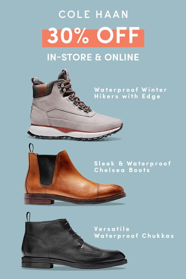 7062283c62b Boots   almost everything else are 30% Off during our Semi-Annual Event