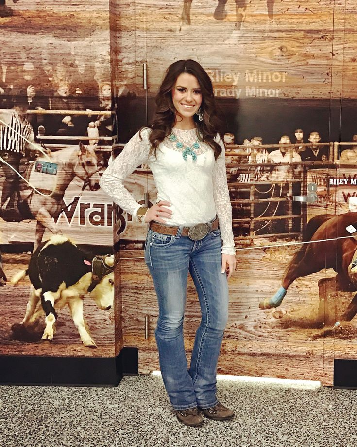 @allieburgett NFR Fashion 2016