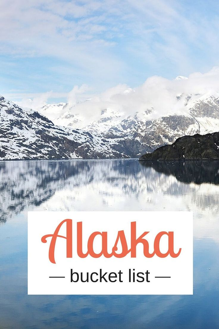 What places would you add to our list of things to do in Alaska bucket list? Visit our blog and get tips and share your own on the best places to visit plus where to stay, eat, hike, drive, camp and much more!