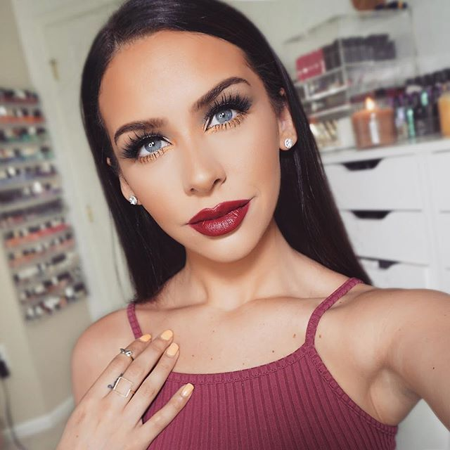 20 Best Carli Bybel Images On Pinterest Beauty Makeup Eyes And