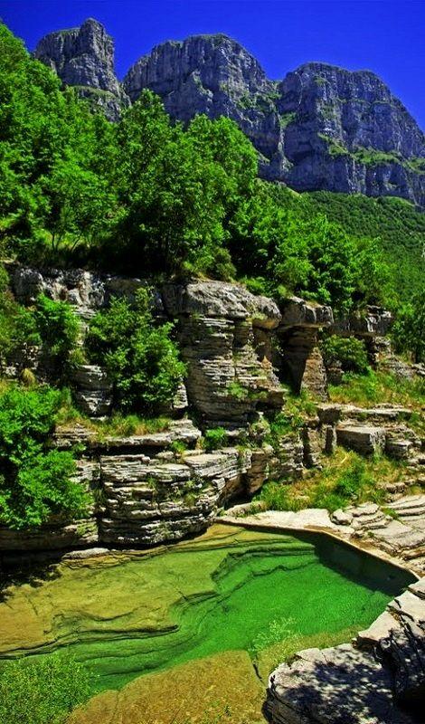 Ovires Rogovou - Papigo, Epirus, Greece | by Dimitris Golidopoulos (dimisg)