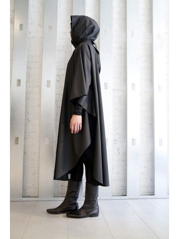 YEOHLEE Zero Waste One Size Fits All Cape by YEOHLEE