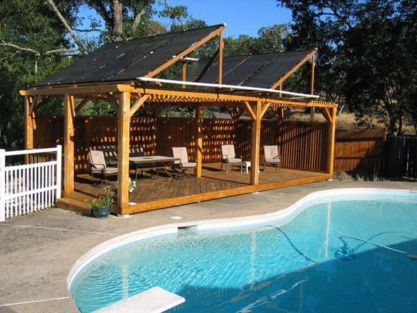 64 Best Intex Pool Deck Images On Pinterest Backyard