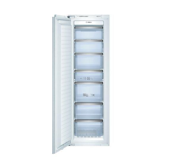 BOSCH Logixx GIN38A55GB Integrated Tall Freezer: The Bosch Logixx GIN38A55GB Integrated Tall Freezer offers… #Electrical #HomeAppliances