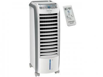 Climatizador de Ar Electrolux Frio 3 Velocidades - Brisa/ Purificador/ Umidificador/ Ventilador CL07F