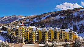 The Ritz-Carlton Club, Vail...  When I retire, I'm moving to either Manhattan (So-Ho) or Vail Village...