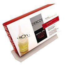 Vichy Dercos Aminexil Sp94 Hair Loss Treatment for Women 18x6 Ml by Vicco. $78.90. Recommended for: Women with hair loss problems.  With women, hair loss can be due to stress, hormonal or seasonal changes. It is usually accompanied by a stiffening of the tissues surrounding the roots. So the compressed root cannot stay as holding onto the dermis and is less nourished with energy. Eventually the hair no longer grows. Hair degenerates and the scalp becomes visible. ...