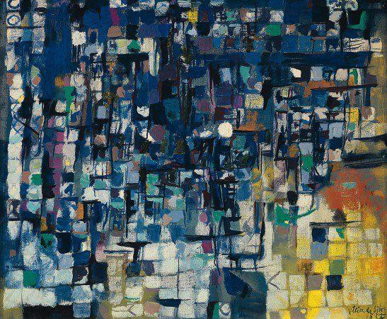 Maria Helena Vieira da Silva: artista portuguesa integra coletiva no Instituto Tomie Ohtake