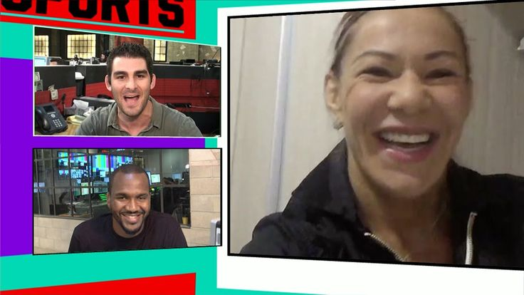 Cris 'Cyborg' Justino -- 'Ronda, Don't Be Scared' ... Fight Me!