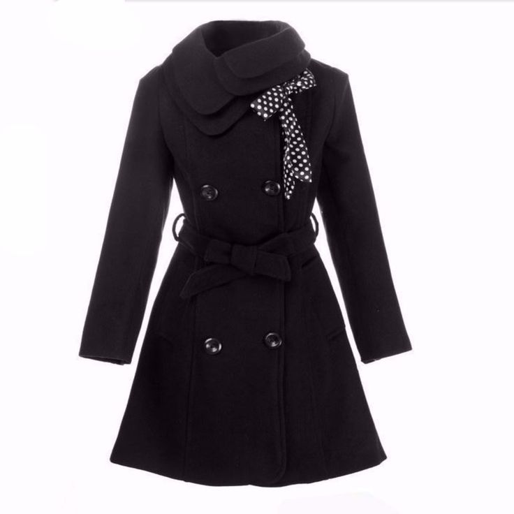 Elegant Turn-down Conventional Winter Jacket