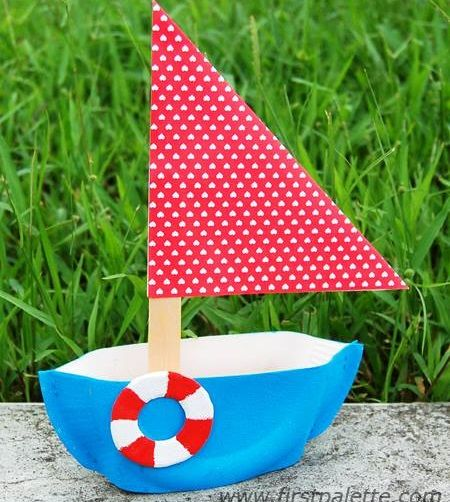 Worksheet. Ms de 25 ideas increbles sobre Barcos de papel en Pinterest