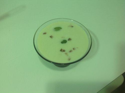 Ajo blanco para #Mycook http://www.mycook.es/receta/ajo-blanco-2/