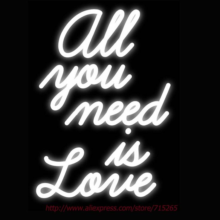 Find More Neon Bulbs & Tubes Information about 2017 Hot Neon Sign All You Need is Love Real Glass Tube Neon Signs Handcrafted Custom LOGO Bulbs Shop Display Iconic Sign 30x18,High Quality neon sign,China glass neon signs Suppliers, Cheap neon tube sign from Gamystye Neons Sign Store on Aliexpress.com