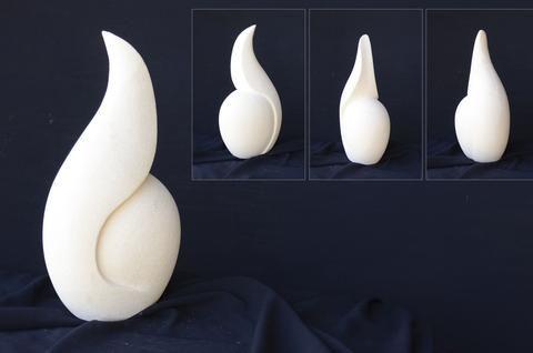 Oamaru Sculpture - Emerge