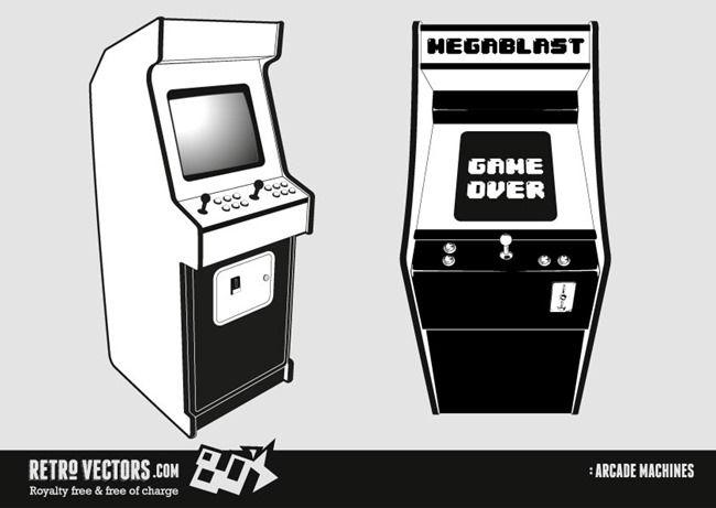 Ilustraciones vectoriales gratuitas retro http://ceslava.com/blog/ilustraciones-vectoriales-gratuitas-retro/