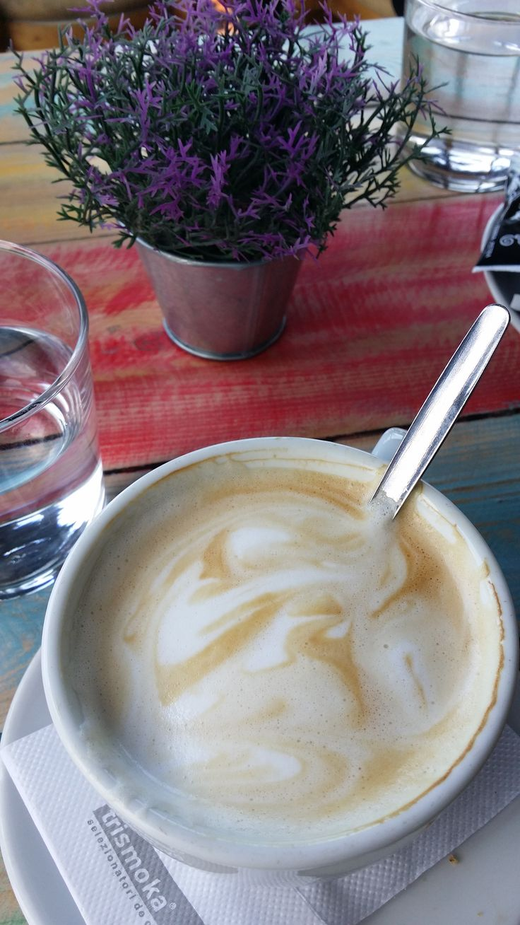 #goodmorning #coffee in #athens #greece #terrapetra