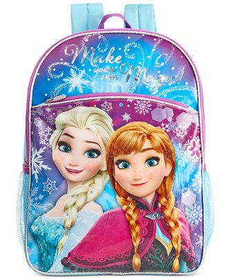 #Frozen Little Girls' or Toddler Girls' #Backpack - Backpacks & Accessories - #BackToSchool - #Macy's