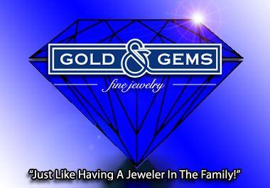 For Gold & Gems, www.goldandgems.com