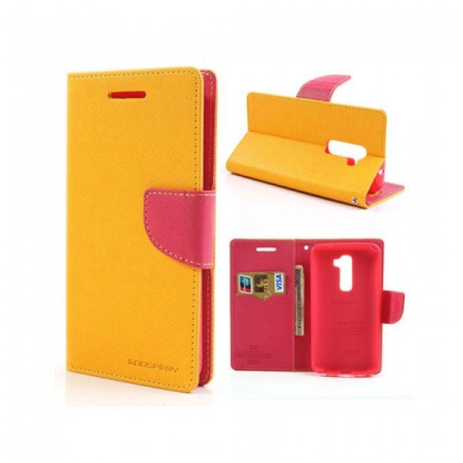 Freestyle (Keltainen) LG Optimus G2 Nahkakotelo - Ilmainen Toimitus! - http://lux-case.fi/freestyle-keltainen-lg-optimus-g2-nahkakotelo.html