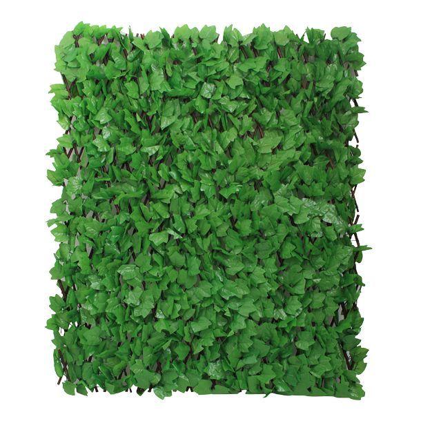 Muro verde plástico con respaldo de madera de 1 metro por 2 metros son ideales para decorar fachadas. Proteger y recubrir bardas de concreto. Cercas o mallas perimetrales. Libres de mantenimiento y permiten crear ambientes con apariencia natural.