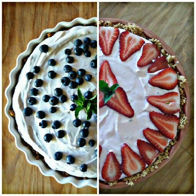 Blueberry & Strawberry tert