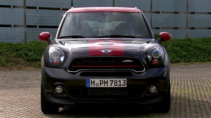 2015 MINI Paceman beauty footage