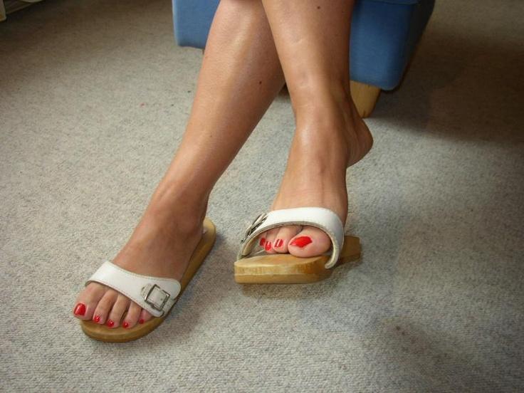 My wife has sexy feet