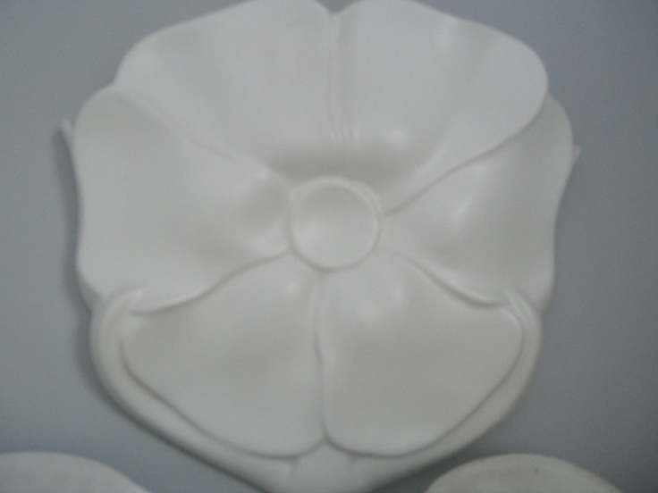 Crown Lynn Mount Cook daisy