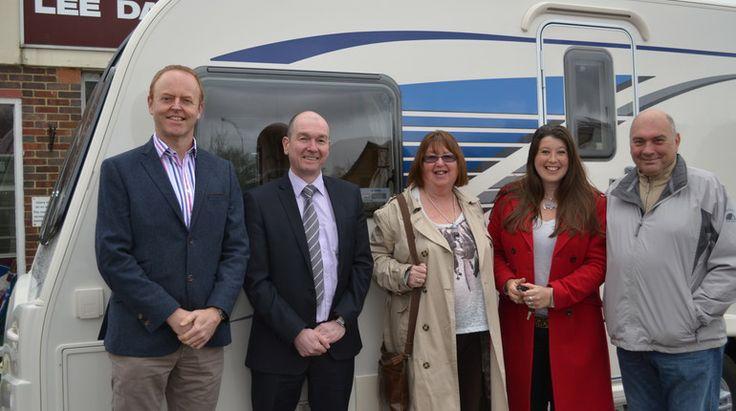Practical Caravan reader wins a free Bailey caravan | Blogs | Practical Caravan