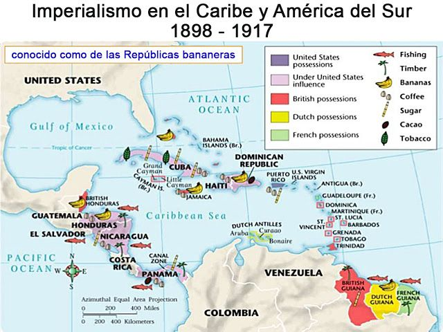 Conflictos mundiales: United Fruit Company: 110 años de golpes de Estado...