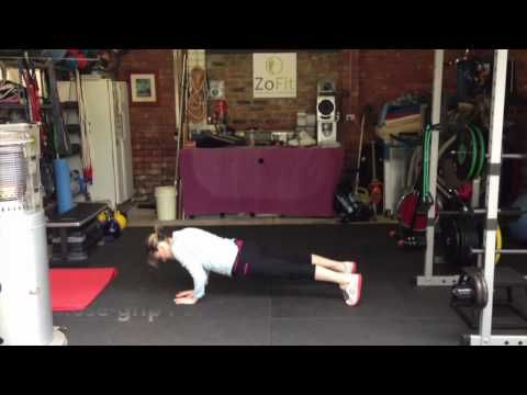 #HWOW Hillworks Workout Of the Week - 4 Round Circuit
